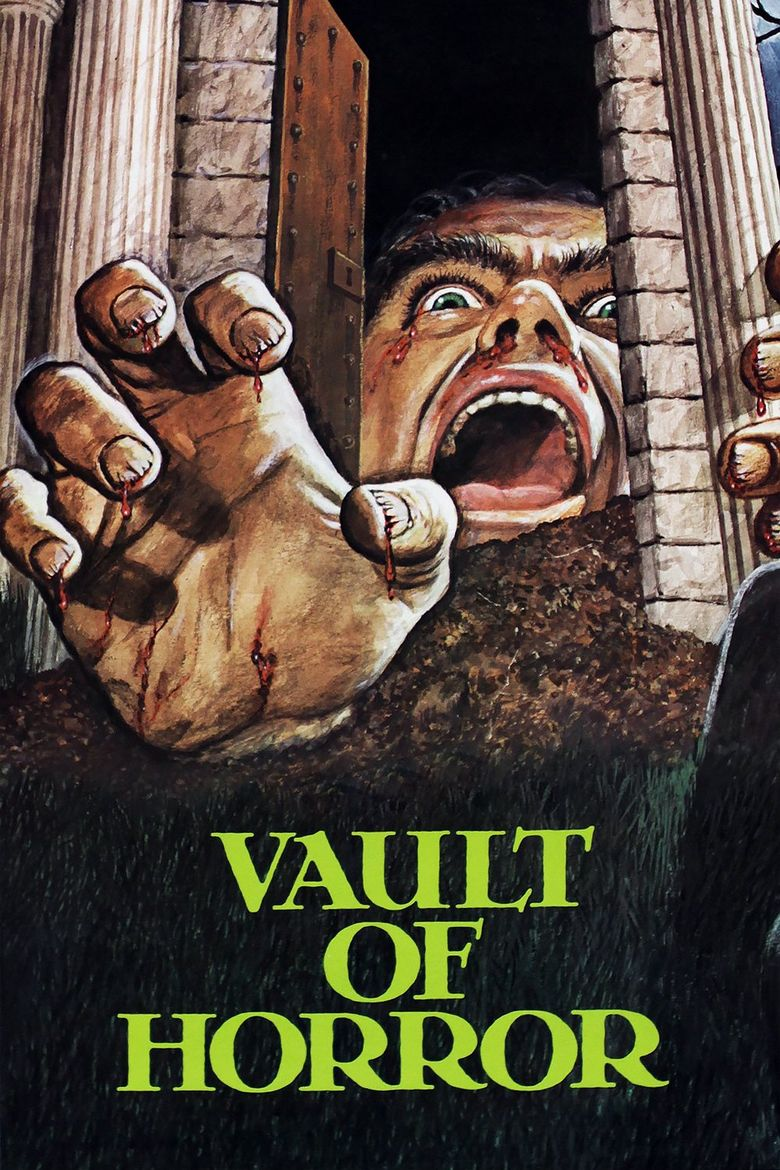The Vault of Horror Poster
