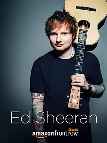 Amazon Front Row with Ed Sheeran Poster