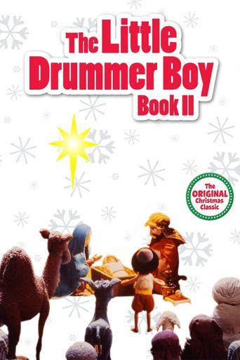 The Little Drummer Boy Book II Poster