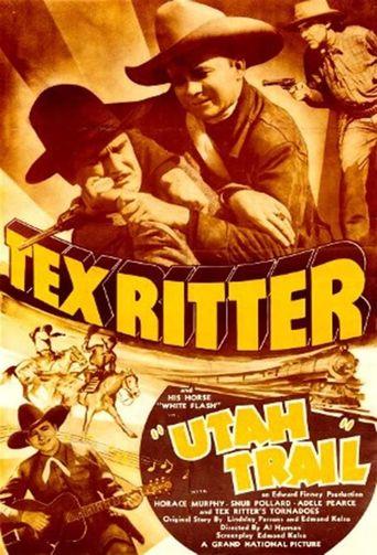 The Utah Trail Poster