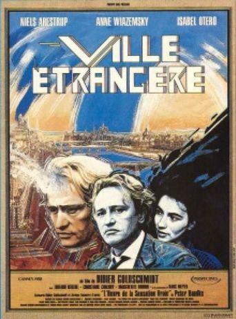 Ville étrangère Poster