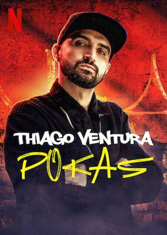 Thiago Ventura: POKAS Poster