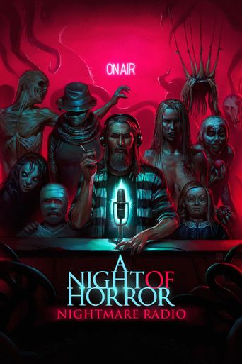 A Night of Horror: Nightmare Radio Poster