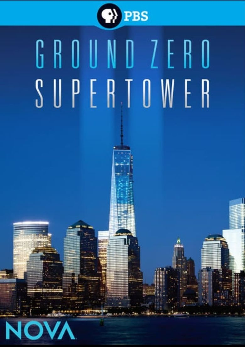 Ground Zero Supertower Poster