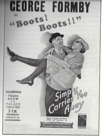 Boots! Boots! Poster