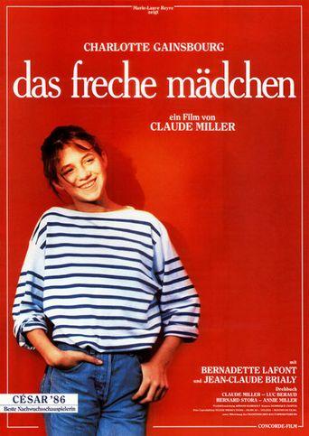 Impudent Girl Poster