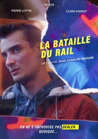 La bataille du rail Poster