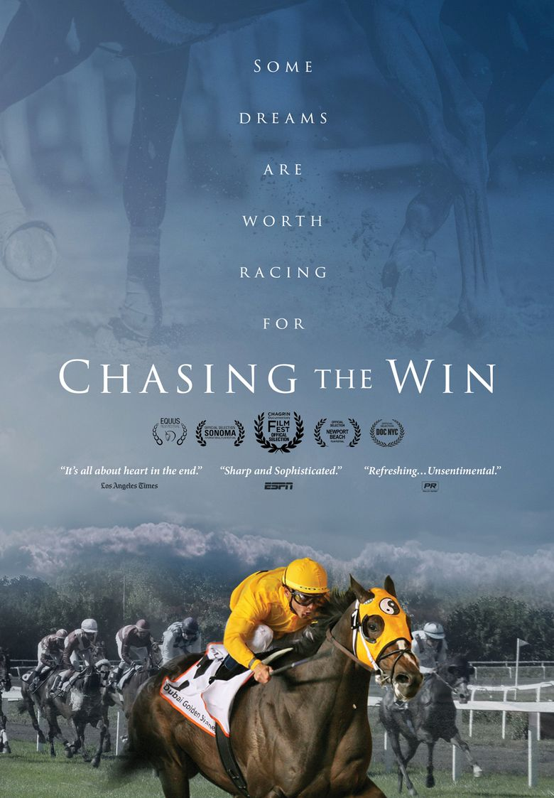 Chasing the Win Poster