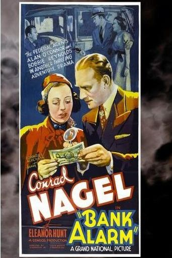 Bank Alarm Poster