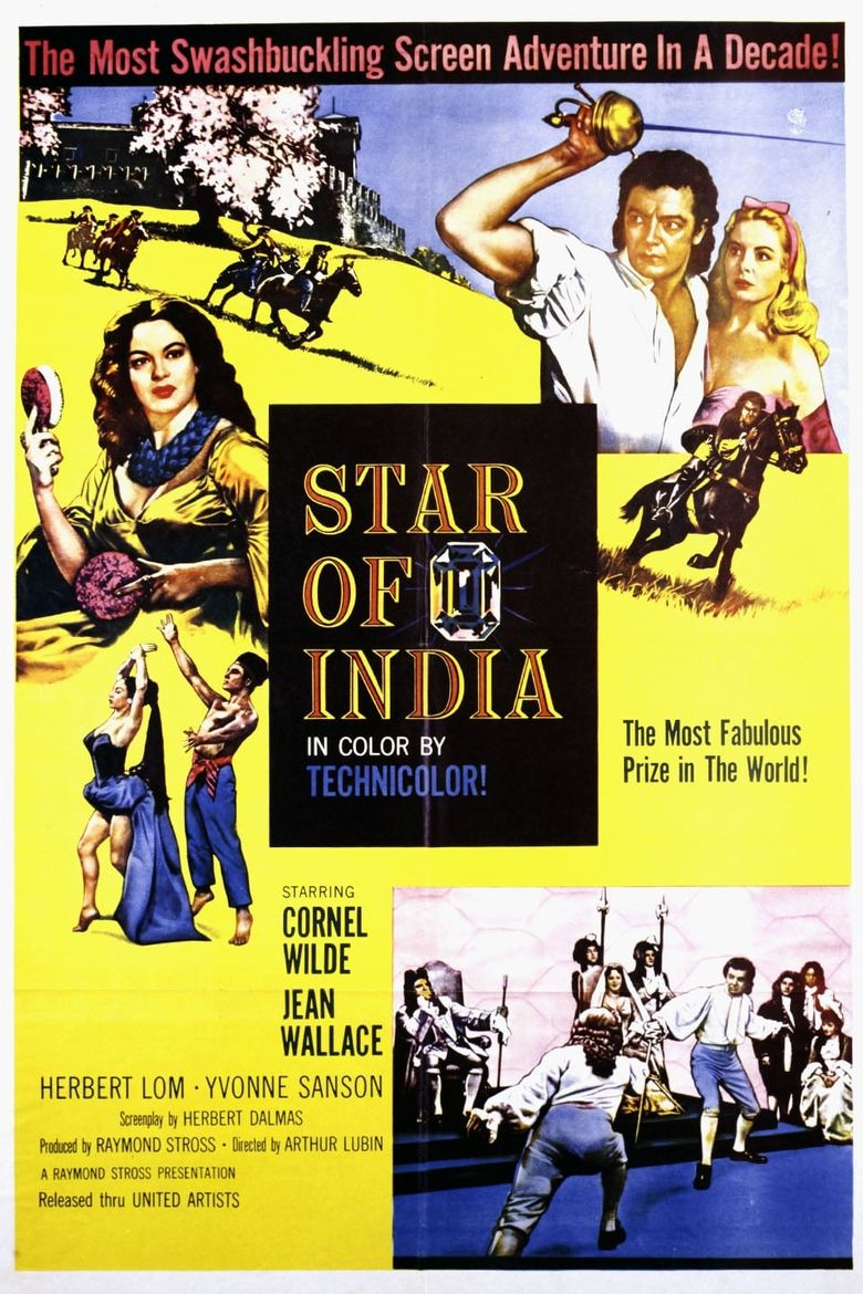 Star of India Poster
