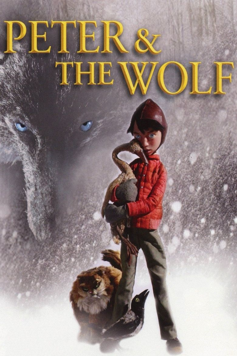 Peter & the Wolf Poster