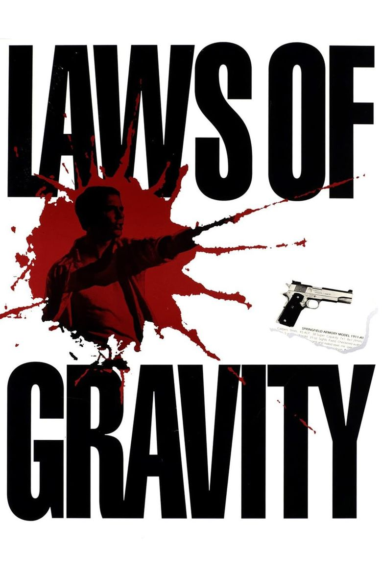 Laws of Gravity Poster