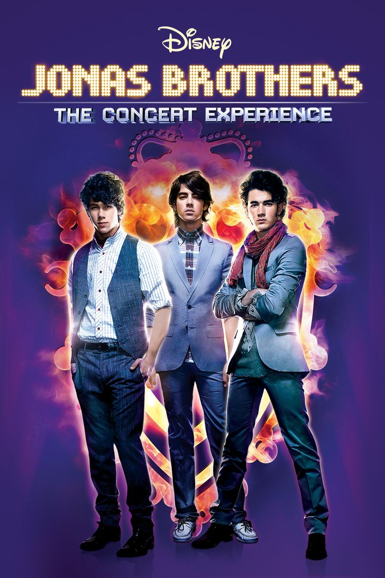 Watch Jonas Brothers: The Concert Experience