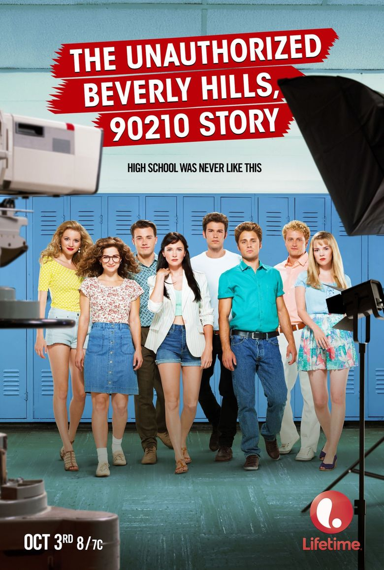 The Unauthorized Beverly Hills, 90210 Story Poster