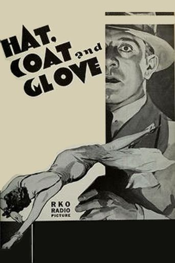 Hat, Coat and Glove Poster