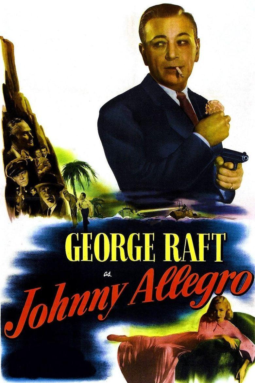 Johnny Allegro Poster