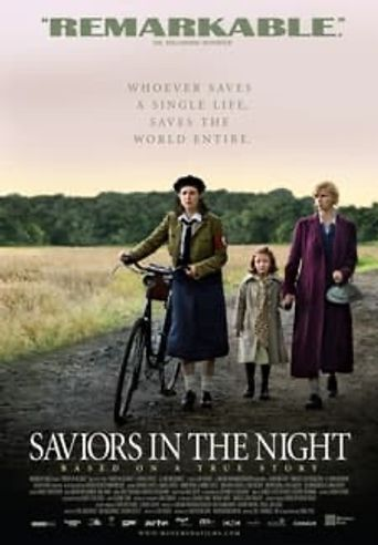 Saviors in the Night Poster