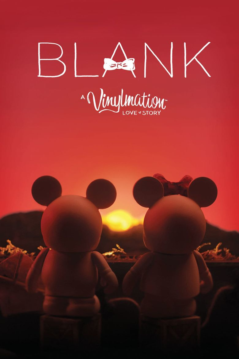 Blank: A Vinylmation Love Story Poster