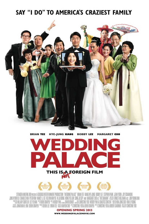 Wedding Palace Poster