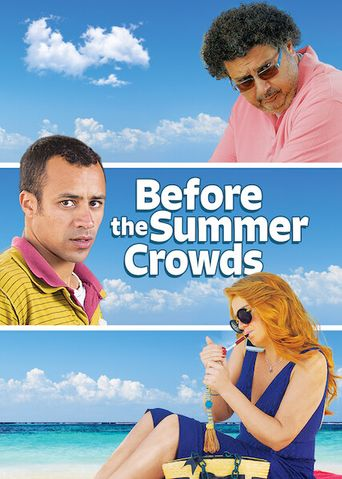 Before the Summer Crowds Poster