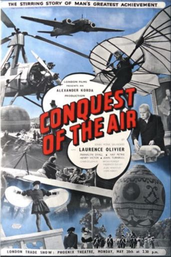 The Conquest of the Air Poster