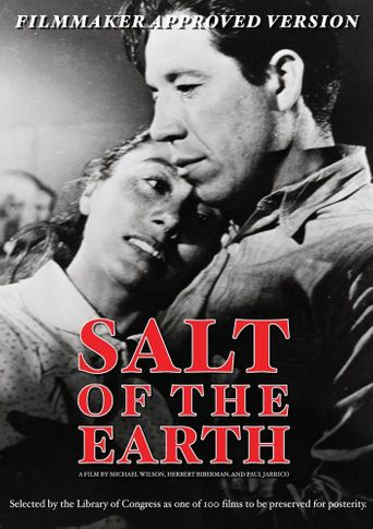 Salt of the Earth Poster