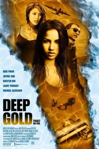 Deep Gold Poster