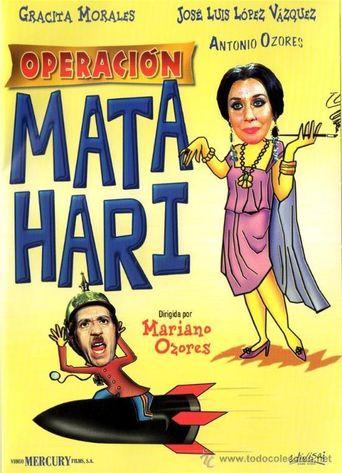 Operation Mata Hari Poster