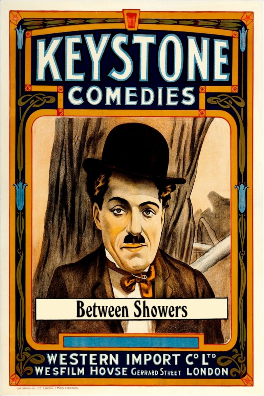 Between Showers Poster