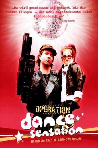 Operation Dance Sensation Poster