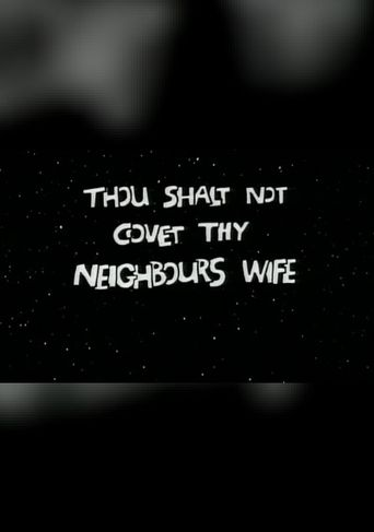 The Ten Commandments Number 10: Thou Shalt Not Covet Thy Neighbour's Wife Poster