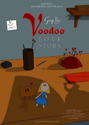 Voodoo Love Story Poster