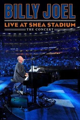 Billy Joel: Live at Shea Stadium Poster