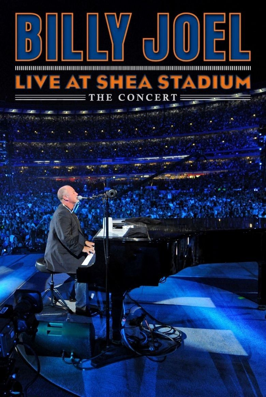Billy Joel: Live at Shea Stadium Poster
