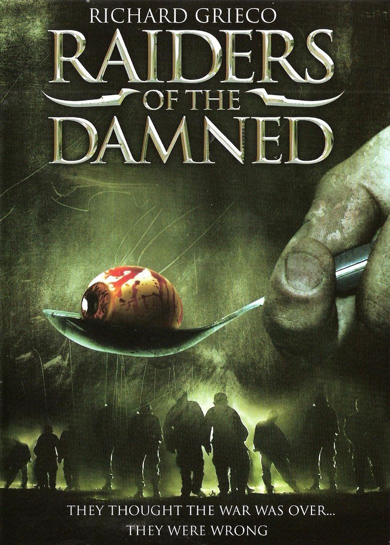 Raiders of the Damned Poster