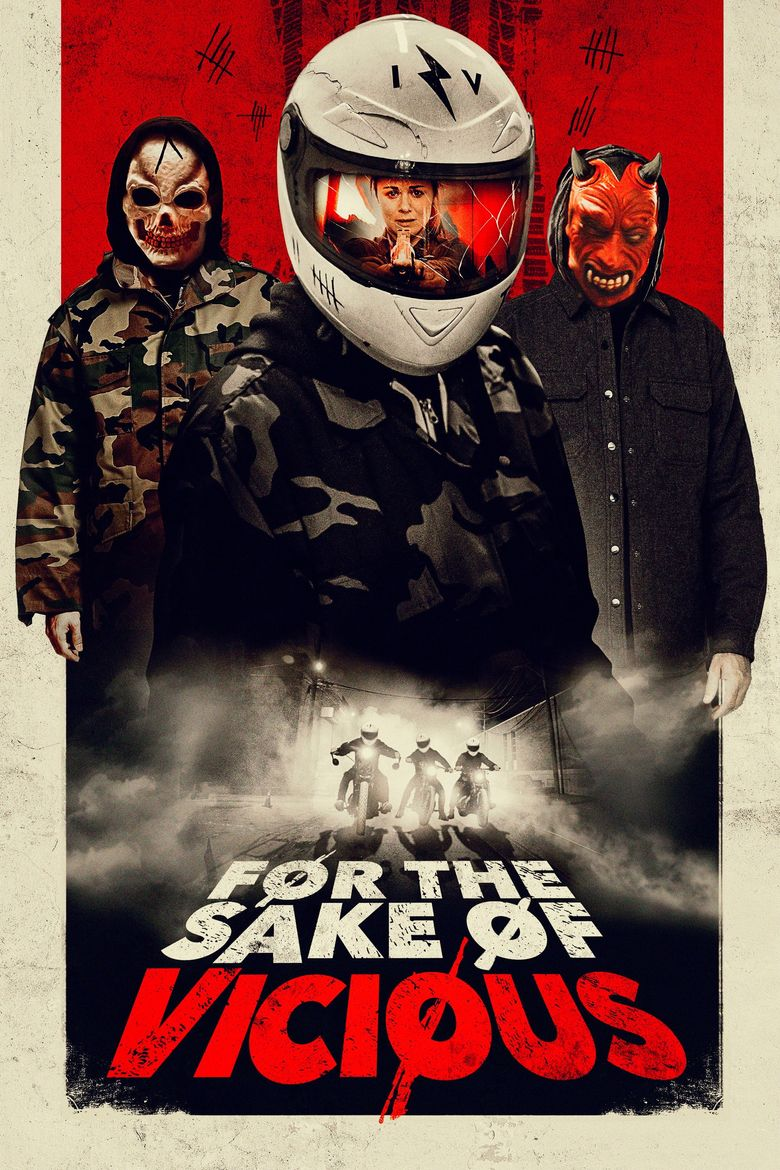 For the Sake of Vicious Poster