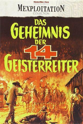 Los diablos del terror Poster