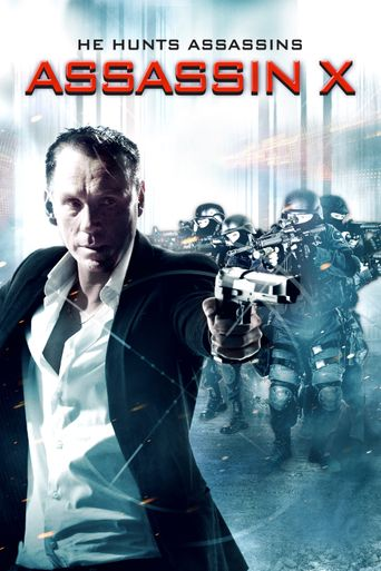 Assassin X Poster