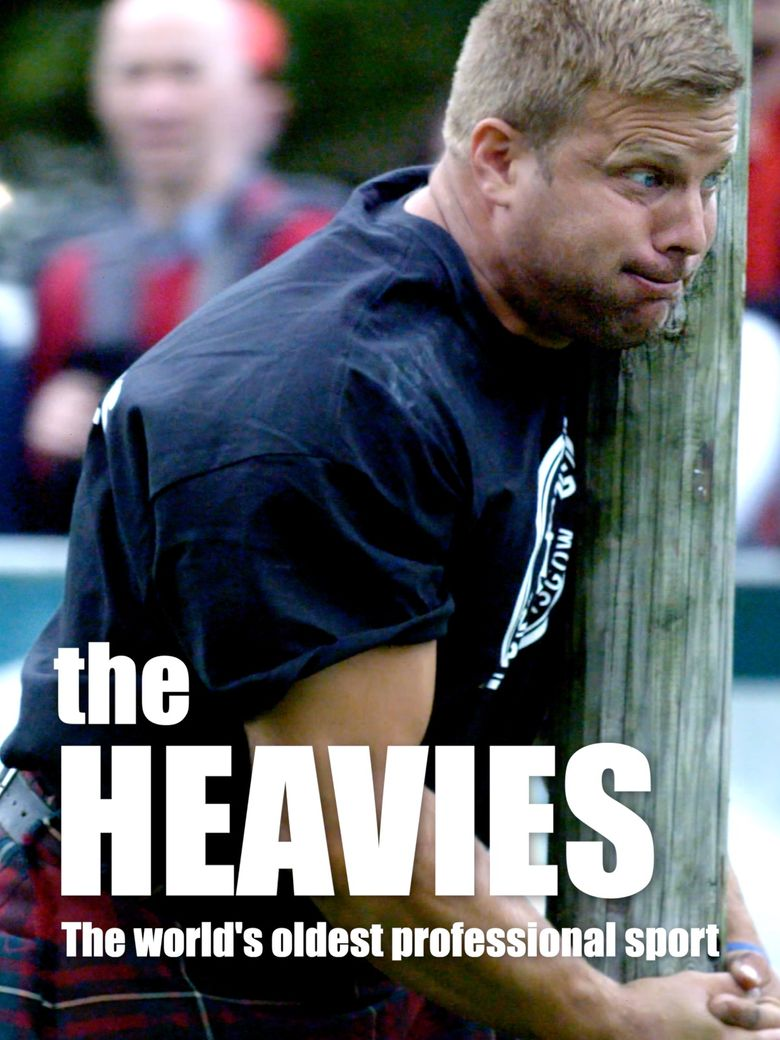 The Heavies Poster