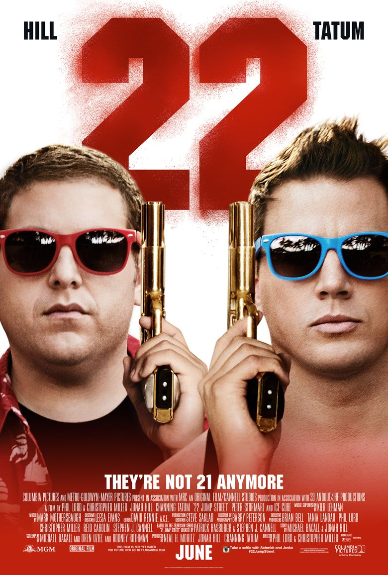 22 Jumpstreet Stream