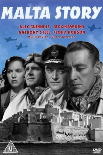 Malta Story Poster