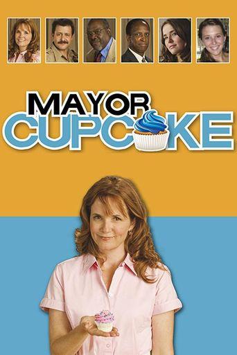 Mayor Cupcake Poster