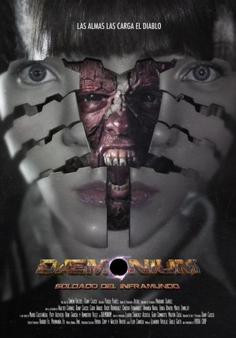 Daemonium: Soldier of the Underworld Poster