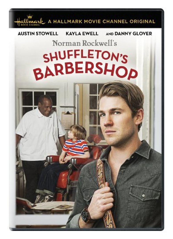 Shuffleton's Barbershop Poster