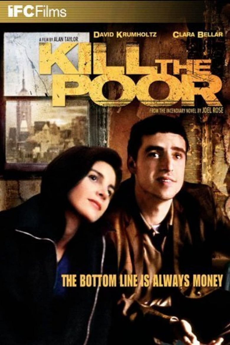 Kill the Poor Poster