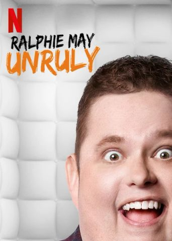 Ralphie May: Unruly Poster