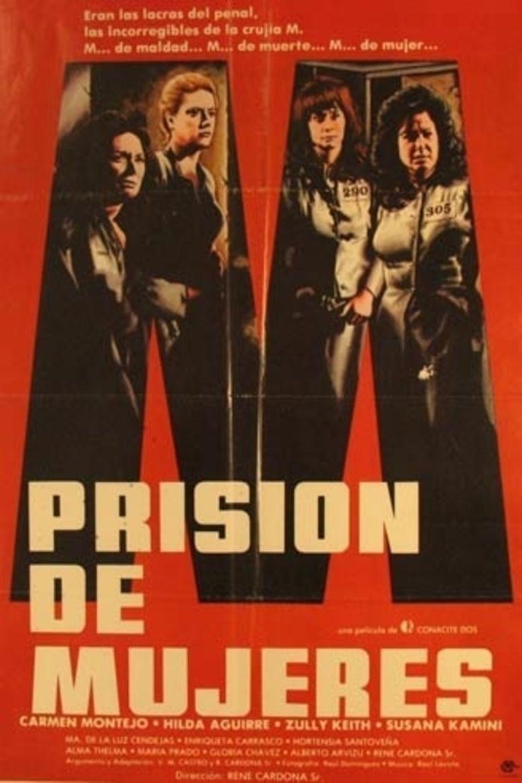 Prisión de mujeres Poster