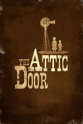 The Attic Door Poster