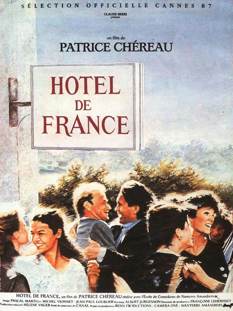 Hôtel de France Poster