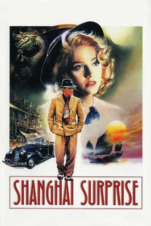 Shanghai Surprise Poster